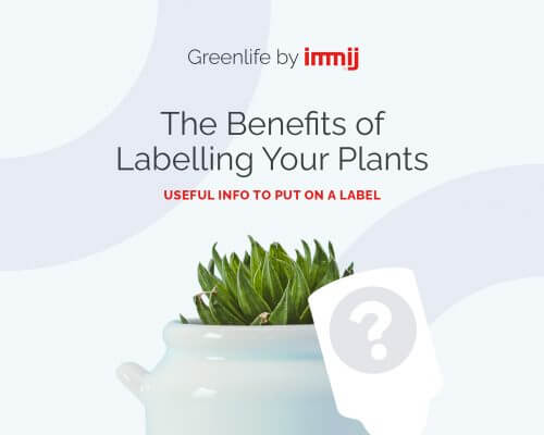 benefits labelling plants 773x618 x2 500x400 Greenlife by Immij