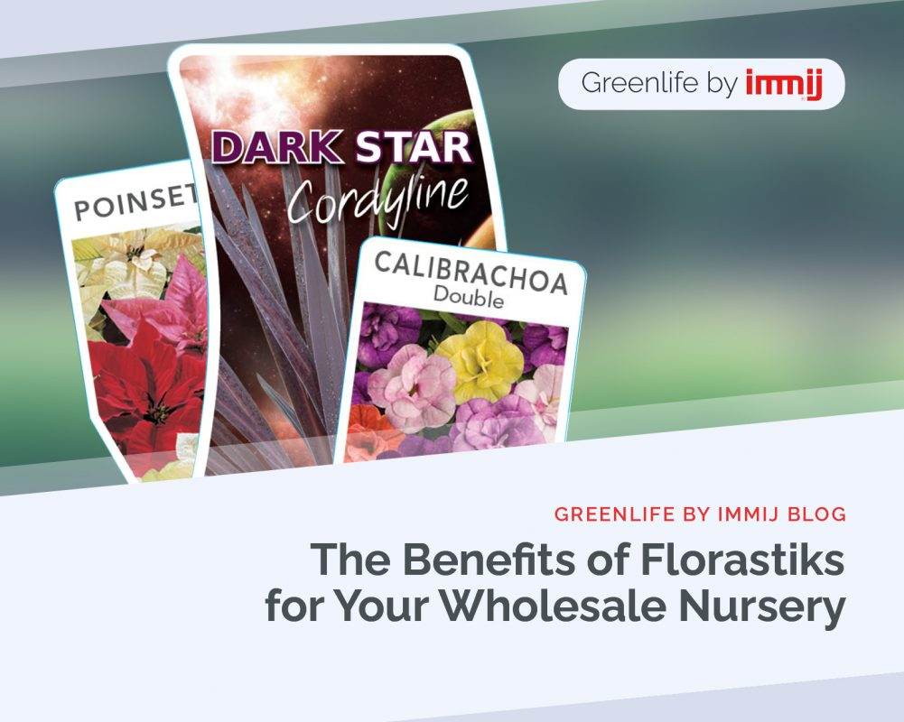 The Benefits of Florastiks for Your Wholesale Nursery