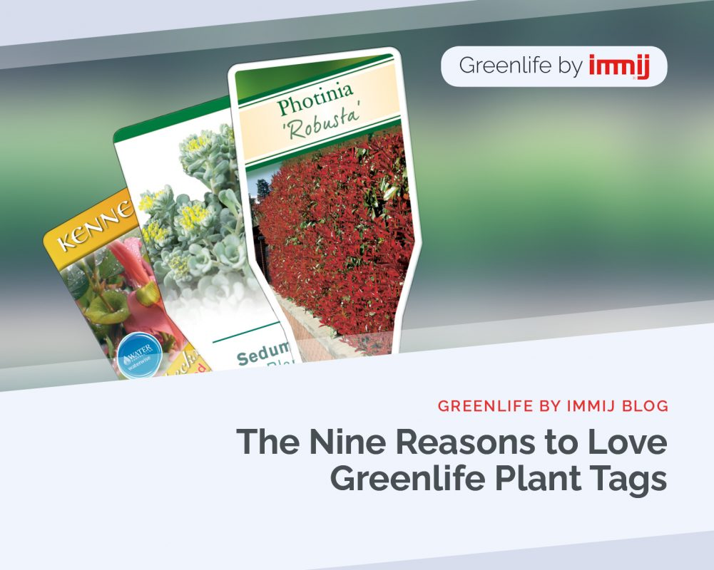 The Nine Reasons to Love Greenlife Plant Tags