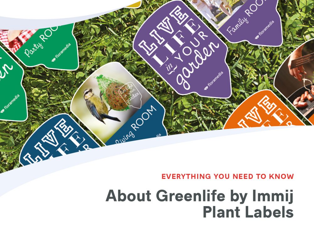 Everything You Need to Know about Greenlife by Immij Plant Labels