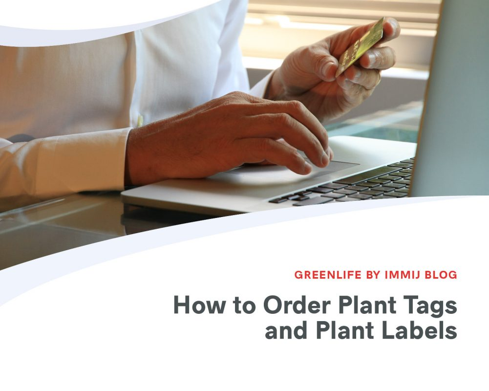 How to Order Plant Tags and Plant Labels