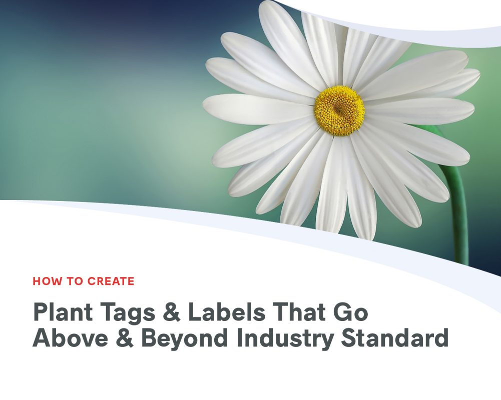 How to Create Plant Tags and Labels That Go Above and Beyond Industry Standard