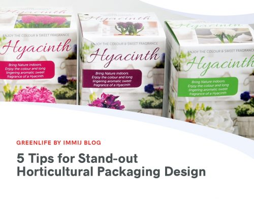 013 5 tips standout horticultural packaging design 773x618 x2 500x400 Greenlife by Immij